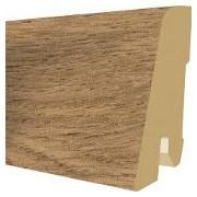 Plinta MDF Egger 60x17 mm, 2,4 m, culoare Stejar Oxford