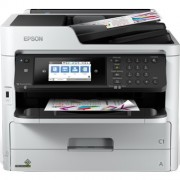 Multifuncion epson inyeccion color wf-c5710dwf workforce pro fax/ a4/ 34ppm/ usb/ red/ wifi/ wifi direct/ duplex todas las funciones/ adf