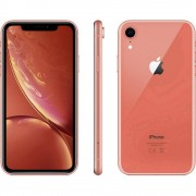 Apple iPhone XR iPhone 128 GB 6.1 palac(15.5 cm) ios 12 12 MPix koraljna