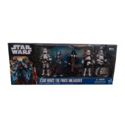 Star Wars 2011 The Force Unleased 2 Exclusive Battle Pack Sith Imperial Troopers