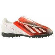 adidas voetbalschoenen F5 TRX TF junior rood/wit mt 38 2/3