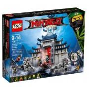 Lego Klocki konstrukcyjne Ninjago Świątynia Broni Ostatecznej 70617