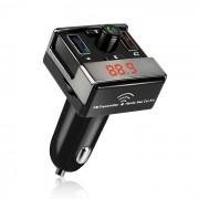 Modular FM A7 + Handsfree Bluetooth, Negru