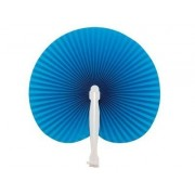 Blue Hawaiian Paper Fans
