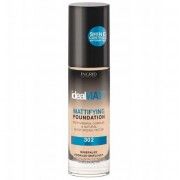 Fond de ten mat cu minerale, Ingrid Ideal MATT - 302 Light Sun, 30 ml