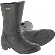 VQuattro GT Lady Ladies Motorcycle Boots Black 41