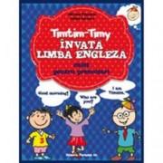 Timtim-Timy invata limba Engleza. Caiet pentru prescolari