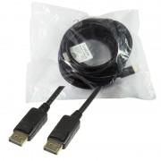 Logilink DisplayPort 1.2 connection cable 4K 2K/60Hz 10m Black CV0077