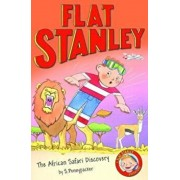 Jeff Brown's Flat Stanley: The African Safari Discovery, Paperback/Sara Pennypacker