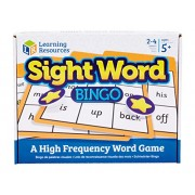 Learning Resources (UK Direct Account) Sight Word Bingo