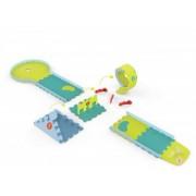 Covor puzzle din spuma pentru copii 3+ ani MiniGolf 44 piese
