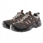 NEO TOOLS Chaussures de sécurité basses S1P en daim NEO TOOLS - Taille - 42