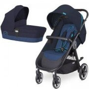 Бебешка количка Cybex Agis M4 True Blue 2 в 1, AgisTrueBlue