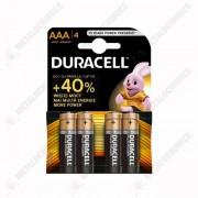 Duracell Duralock baterii alcaline LR03 (AAA), 1.5V, 4 buc