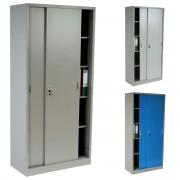 Aktenschrank Boston T131, Metallschrank Büroschrank Stahlschrank, 43kg 180x85x40cm ~ Variantenangebot
