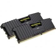 Memorie Corsair 8GB (2 x 4GB), DDR4, 2666MHz, C16, XMP 2.0, Radiator Vengeance LPX