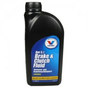 Valvoline Brake & Clutch Fluid DOT 5.1 1 liter doos