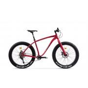 Bicicleta Pegas Suprem FX 19' Rosu Mat