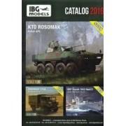 IBG Models Modelarski katalog firmy IBG 2016