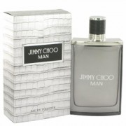Jimmy Choo Man For Men By Jimmy Choo Eau De Toilette Spray 3.3 Oz