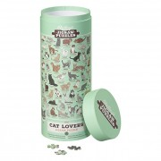 Ridley's Games Room Cat Lovers 1000 Piece Jigsaw Puzzle