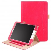 Retro Smart Folio Case - iPad 9.7, iPad Air 2, iPad Air - Red