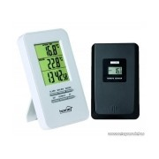 Termometru Sal Home interior exterior cu ceas desteptator HC-11-