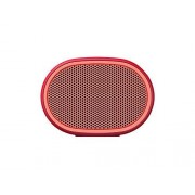 Sony SRS-XB01/RC LA Bocina Inalámbrica, Color Rojo