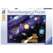 PUZZLE SISTEMUL SOLAR, 500 PIESE - RAVENSBURGER (RVSPA14775)