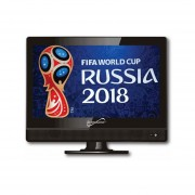 Tv Digital Supersonic Con Dvd Usb Pantalla Led 13.3 Pulgadas