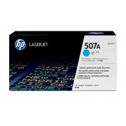HP CE401A- 507A HP Cyan LaserJet Toner Cartridge with ColorSphere Technology