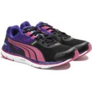 Puma Faas 500 V3 Wn'S Running Shoes For Women(Pink, Purple, Black)