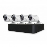 Conceptronic Kit de Vigilancia AHD 4 Canales + Grabador HD WD Purple 4TB