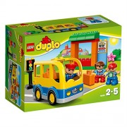 Lego School Bus, Multi Color