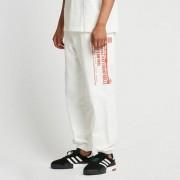 Adidas graphic jogger Core White/Bold Orange/Black