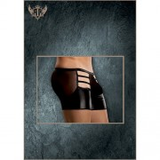 Boxer Ladder Short Male Power Preto