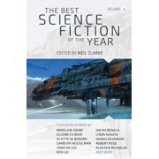 The Best Science Fiction of the Year: Volume Four, Hardcover/Neil Clarke