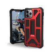 Etui UAG Urban Armor Gear Monarch do iPhone 11 Pro Crimson Red Leather