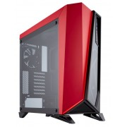 Kuciste Corsair Carbide Spec-Omega Tempered Glass Black/Red, CC-9011120-WW