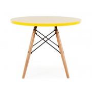 Famous Design Table enfant Eames - Jaune