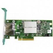 Dell H200E 6Gbps SAS HBA Dual-Port External Controller Adapter