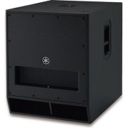 "Yamaha DXS 18 18"""" 1020 Watts Active Subwoofer"