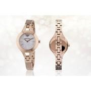Emporio Armani Rose Gold Emporio Armani AR7329 Ladies' Watch