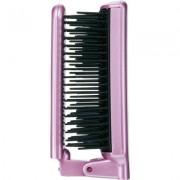 VESS Mineralion Brush / Щетка массажная (складная) для сухих, ослабленных волос с минералами горных пород
