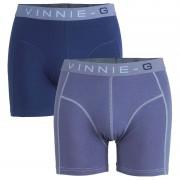 Vinnie-G boxershorts Ski Uni 2-pack -S