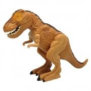 Figurina Mighty Megasaur Dinozaur cu functii si sunete marime medie T-Rex