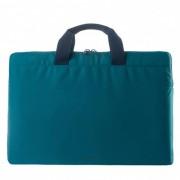 Tucano Minilux Sleeve - чанта за MacBook и преносими компютри от 13.3 до 14 инча (син)