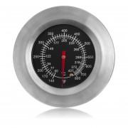 EH Termómetro Controlado Temperatura Del Metal Del Bbq 140-800 Grados Fahrenheit