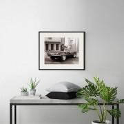 Afbeelding Steve McQueen in Jaguar