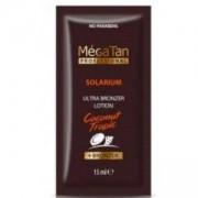 Лосион за солариум Megatan Coconut tropic, с Бронзант, 15мл., 000750